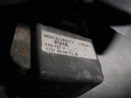 extractor de nevera 110v / 12w /60hz