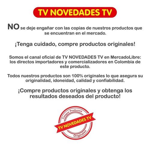 extractor de nutrientes ultramaxx así como en tv