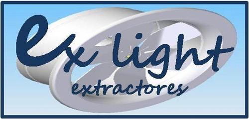 extractor de olores industrial 12 pulgadas 110v envio gratis