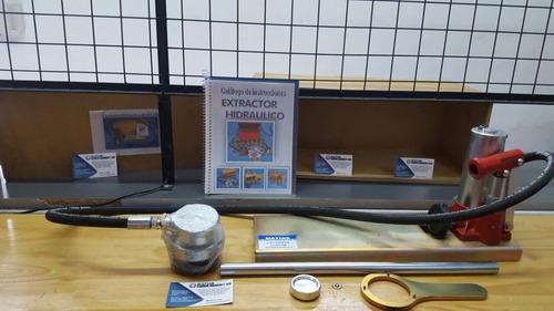 extractor de rotula hidraulico toyota hilux sup o inf