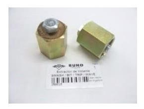extractor de volante magnetico maverick fox / top 110 - 2r