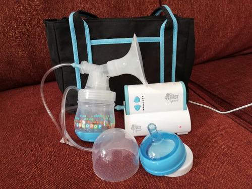 extractor eléctrico para lactancia