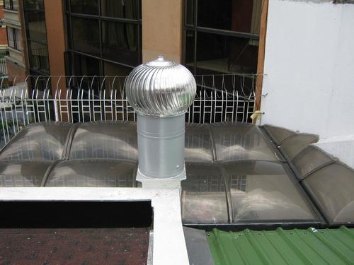 extractor eolico baje temperatura gratis 31 pul de rotor