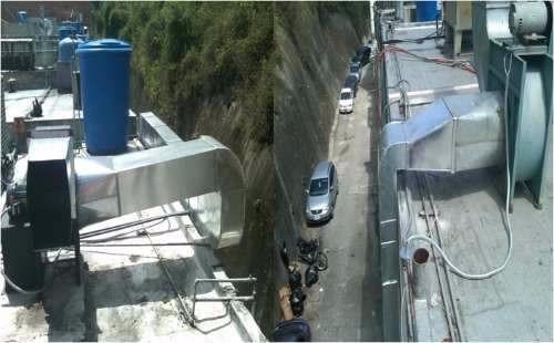 extractor, extractores, extracccion, centrifugo, turbina