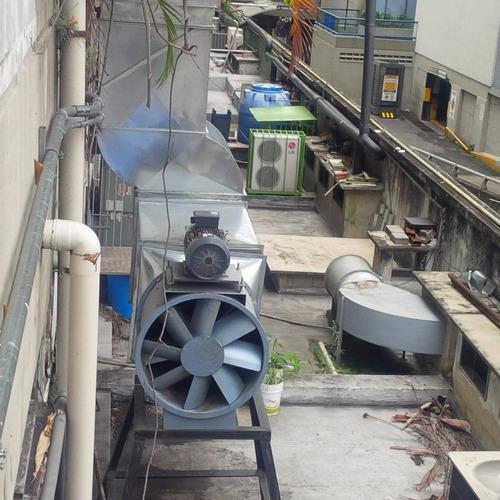 extractor, extractores, extracccion forzada de aire viciado
