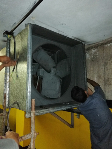extractor granja mineria, antminer, ventilador industrial