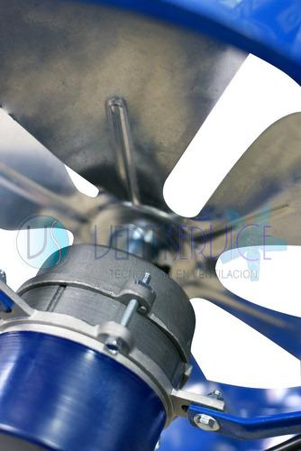 extractor industrial reversible 35 cm ruleman envio gratis