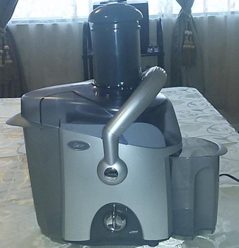 extractor jugos oster 3168 pro como nuevo