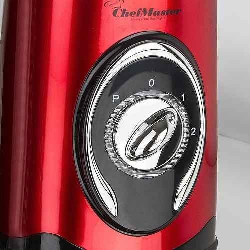 extractor licuadora portátil nutrismoothies 7pzas chefmaster