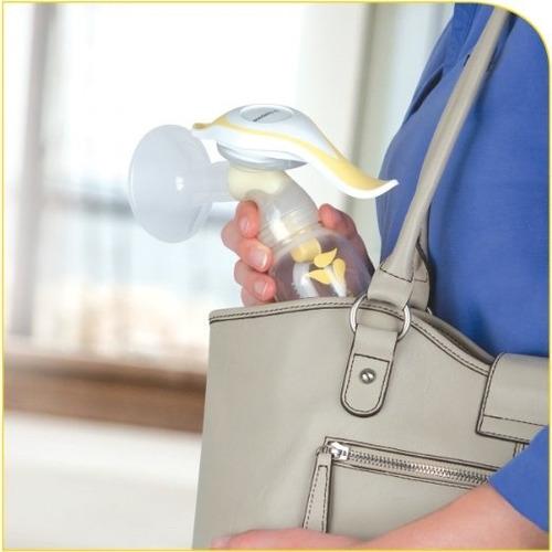 extractor manual leche materna medela harmony libre de bpa