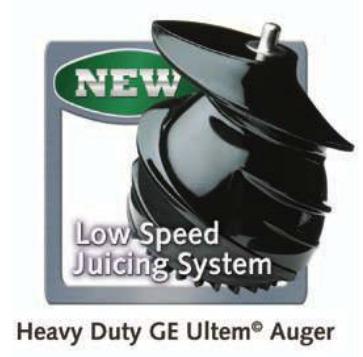 extractor masticador de baja velocidad - slow juicer omega