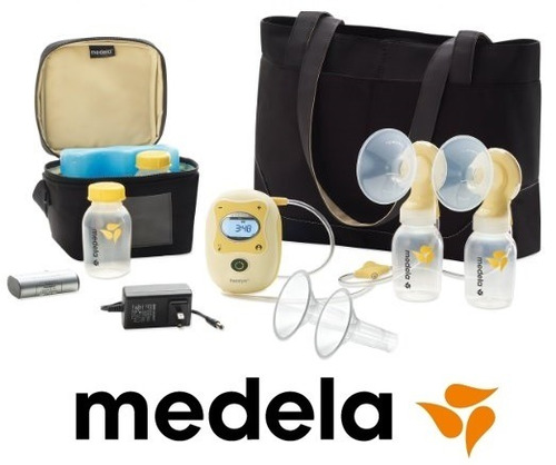 extractor medela electrico leche doble freestyle portatil