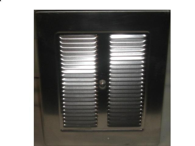 Extractor nutone p ba o ventilaci n ducto cuadrado c - Rejilla ventilacion bano ...
