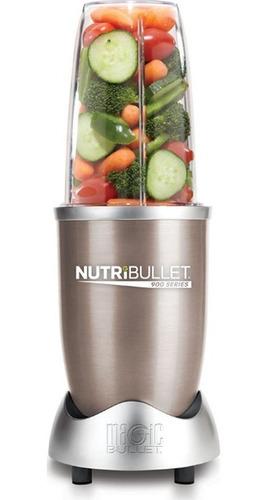 extractor nutribullet pro 900 wts jugos alimentos 15 piezas