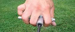 extractor para flechas de aluminio  manual