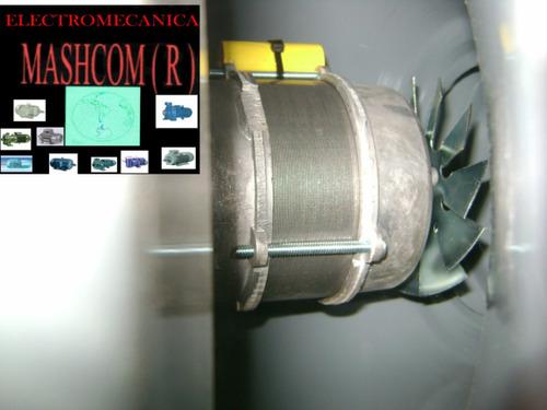extractor parrillero 10 pulgadas -centrifugo 1/2 hp
