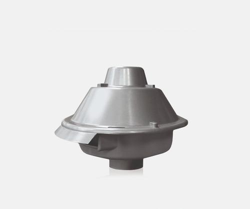 extractor p/caño tst sat180 aluminio cod: 504-4 proyectar