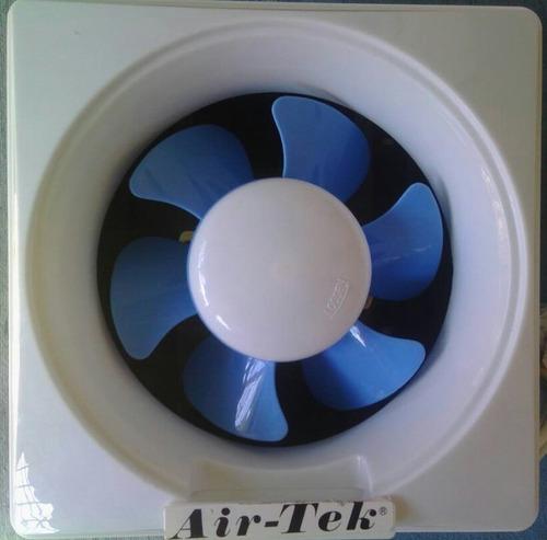 extractor plástico de aire air tek 6  nuevo sin caja