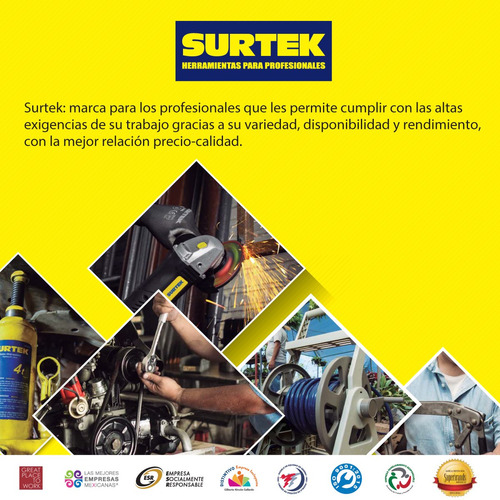 extractor tipo pitman 2 1/2  surtek 107249