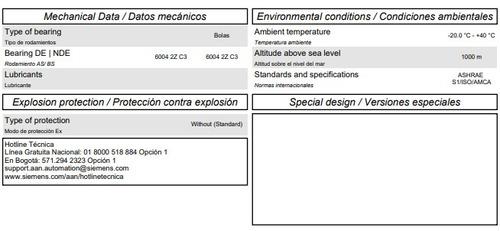 extractor / ventilador axial siemens de gran caudal de 22''