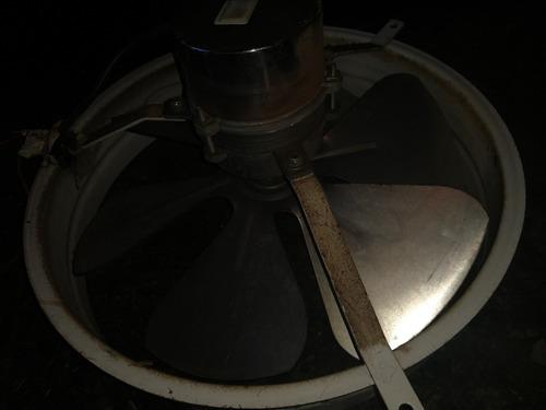 extractor/ ventilador metal