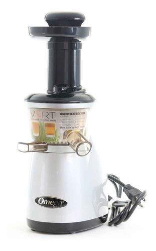extractor vertical de jugo prensa fría omega vrt350