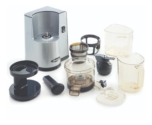 extractor vertical de jugo prensa fría omega vsj843qs