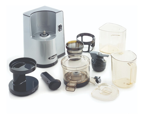 extractor vertical de jugo prensa fría plata omega vsj843qs