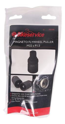 extractor volante magnetico honda biz 125 es bike service