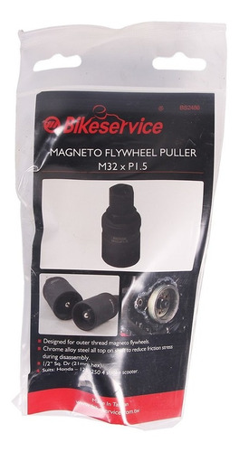 extractor volante magnetico honda cg titan 150 bike service