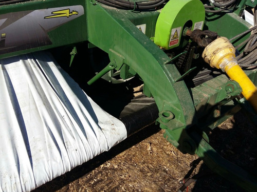 extractora de forrajes picados para bolsas 9 pies