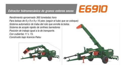 extractora de granos richiger