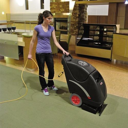 extractora lavaalfombras eléctrica industrial 1 año garantia