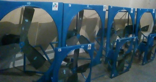 extractore de aire industrial helicoidal 14 pulgadas