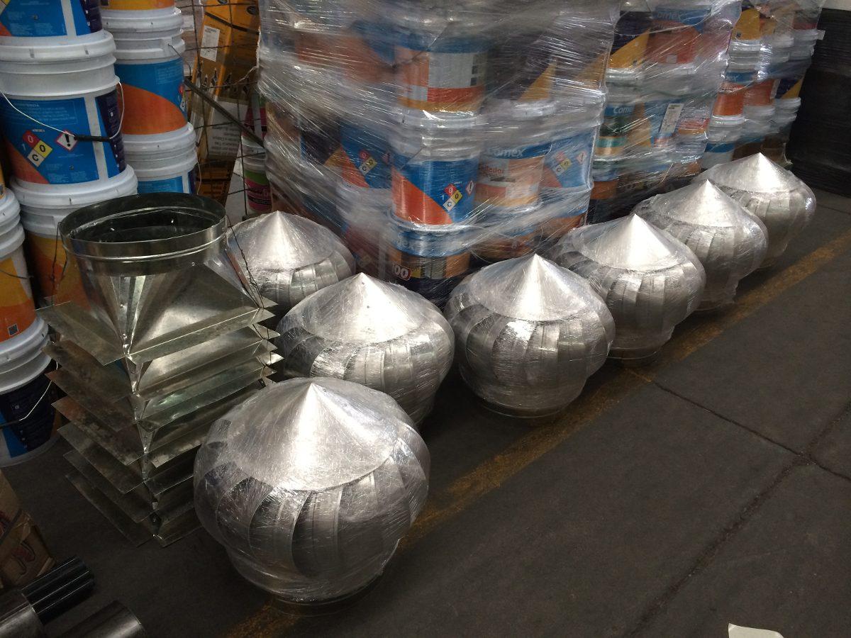 Extractores de aire atmosferico cebolla eolico 14 - Extractores de cocina silenciosos ...