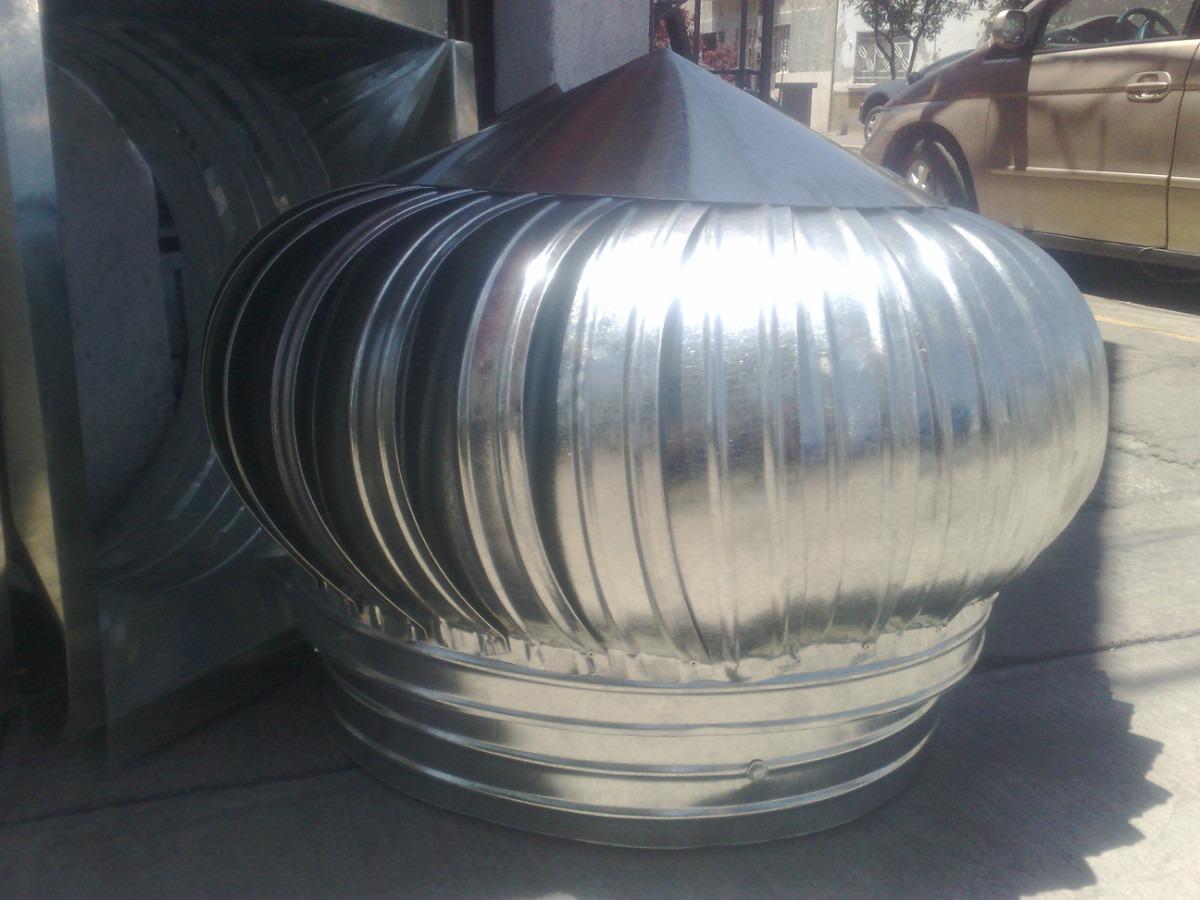 Extractores de aire atmosferico tipo cebolla eolico - Extractores de aire ...