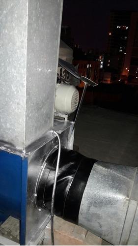 extractores de aire inyectores de aire motores centrífugos