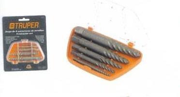 extractores de tornillos (truper)