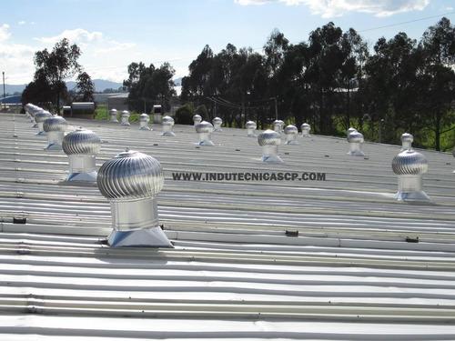 extractores eólicos de 17 -21 -31  baje temperatura gratis
