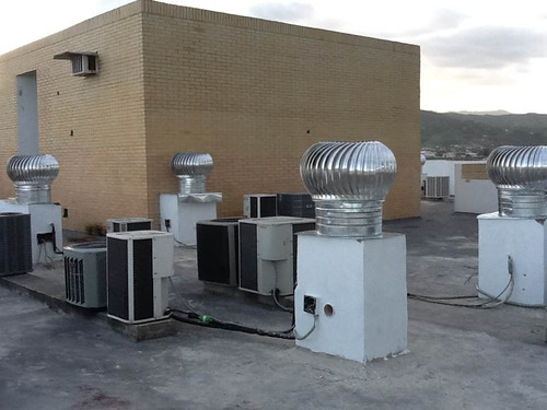 extractores eolicos de 24 pulgadas industriales