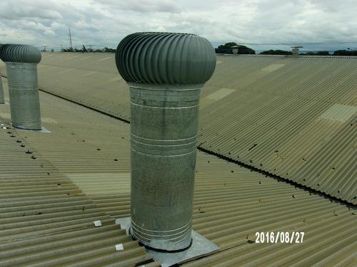 extractores eolicos de 24 y 30 pulgadas