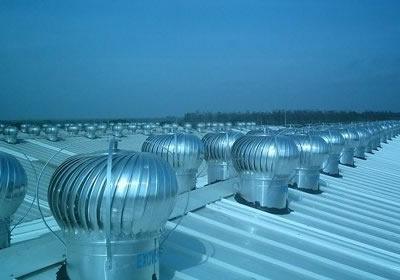 extractores eolicos e industriales