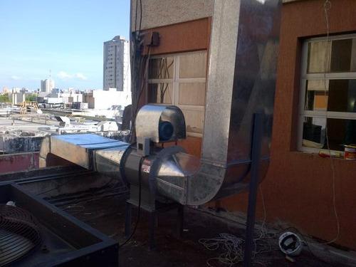 extractores, extractor, ventilador industrial
