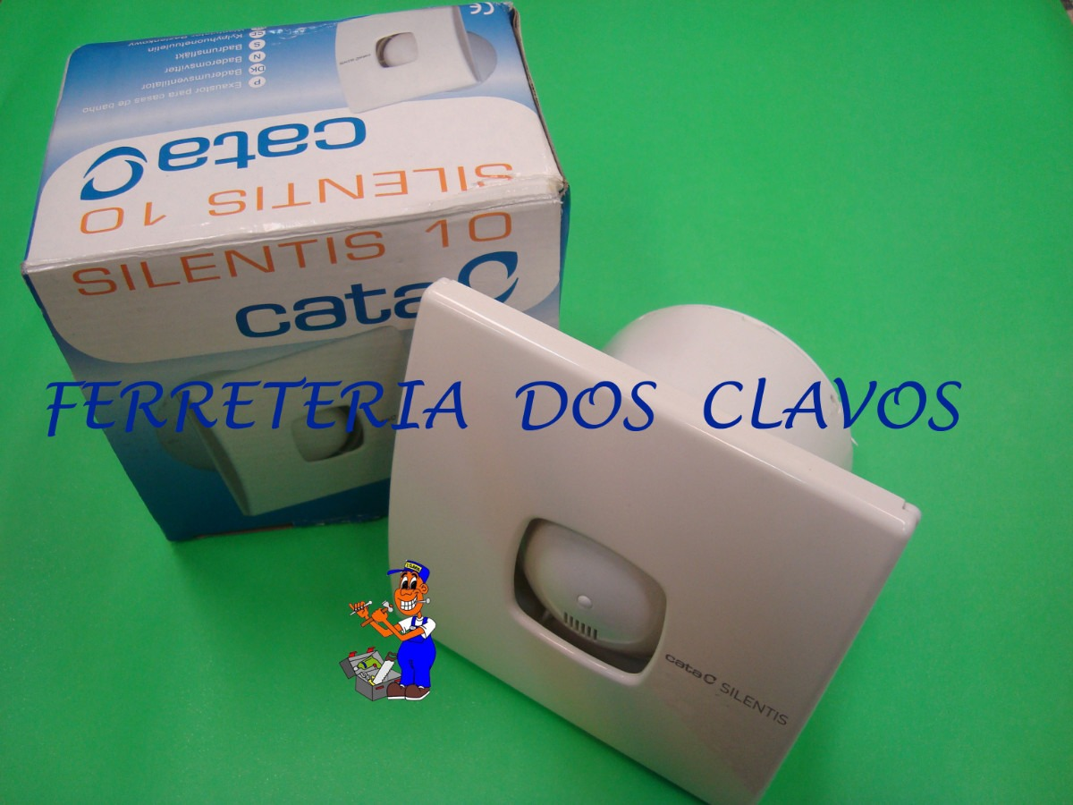 Extractores Para Baño Cata Españoles - $ 1.650,00 en ...