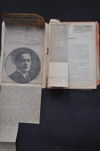 extranjeros politica argentina dickmann p socialista 1915