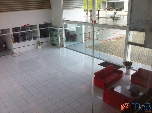 extraordinária loja com área de 20.000m² com para concessionária, - ga001