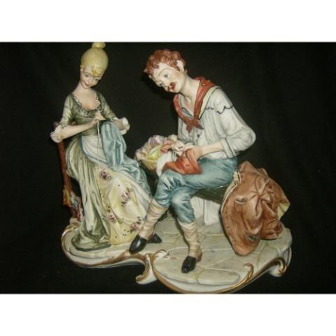 extraordinaria porcelana capodimonte te quiero mucho perfect