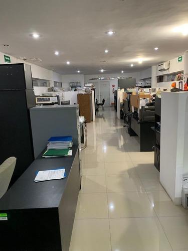 extraordinarias oficinas en montecristo en renta