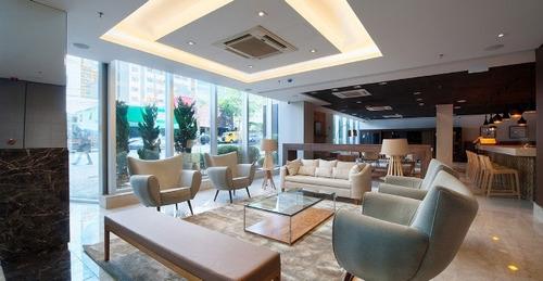 extraordinário apartamento no savassi - 733