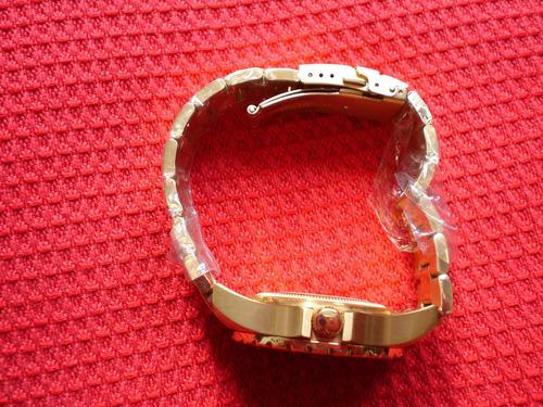 extraordinario reloj aleman mzi oescus diamond